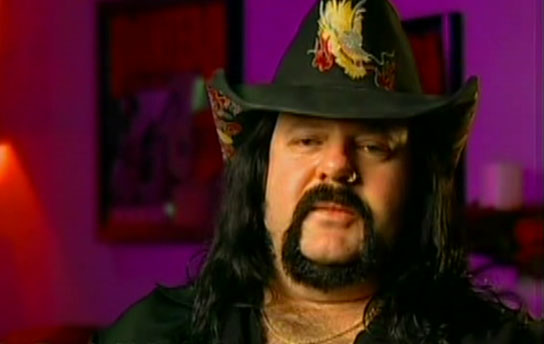 Vinnie Paul Panters VH1 Behind The Music TV Episode video broadcast television interview testimonial